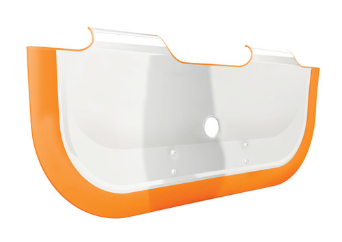 Turn your family bathtub into your kid's own tub with our baby dam. Provides endless hours of fun and excitement to your little one.  Saves you both time and water.