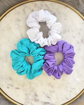 eco-friendly hair scrunchies | quality hair accessories