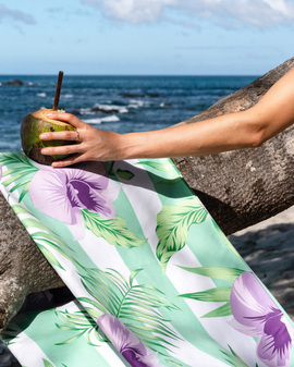 Essential Eco Towel | Orchid