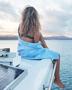 Essential Eco Towel | Lagoon Blue