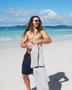Essential Eco Towel   Mountain Grey