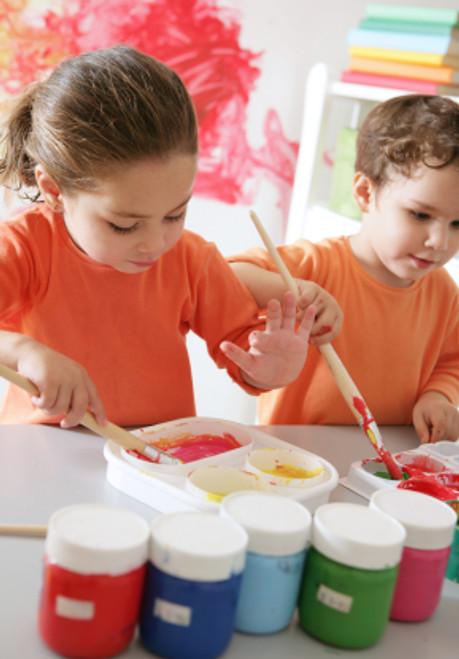 Preschool Picasso Art Class