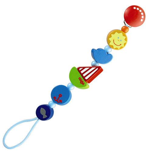 Pacifier Toy Ship Ahoy