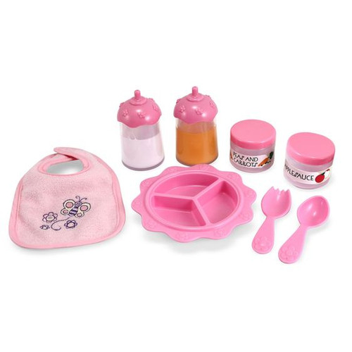 Mine to Love- Baby Food & Bottle Set