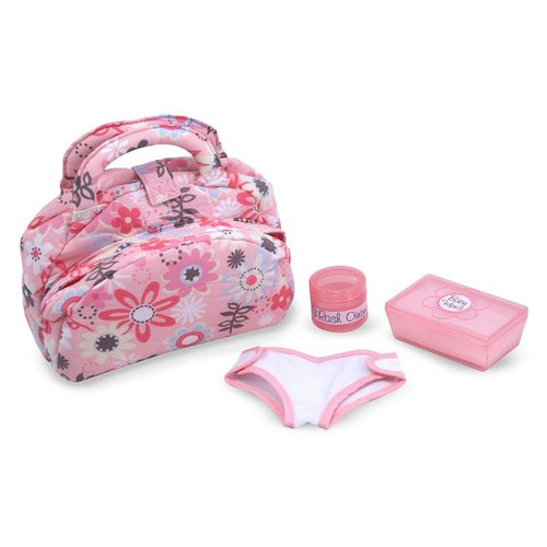 Mine to Love- Diaper Bag Set