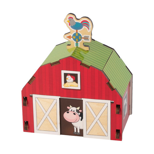 Build It Blueprint Barn