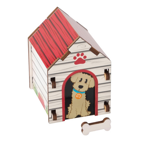 Build It Blueprint Dog House
