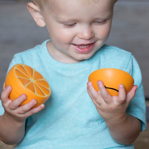 Fruit Friends 3- in- 1 Toddler Toy