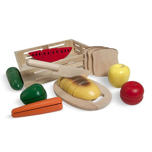 Melissa & Doug: Cutting Food