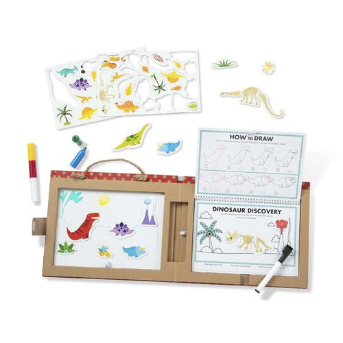Play, Draw, Create Reusable Drawing & Magnet Kit