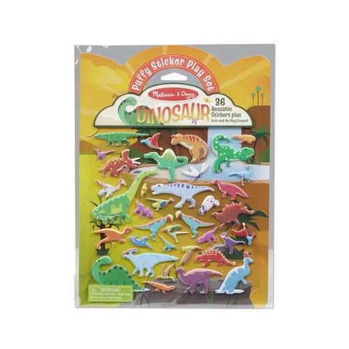 Puffy Sticker Play Set - Dino