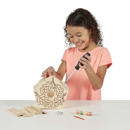 Create a Birdhouse Craft Kit