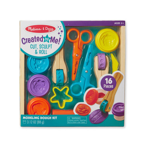 Cut, Sculpt & Roll Tools for Modeling Dough
