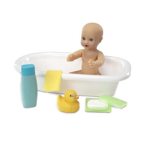 Baby Bathtub Set