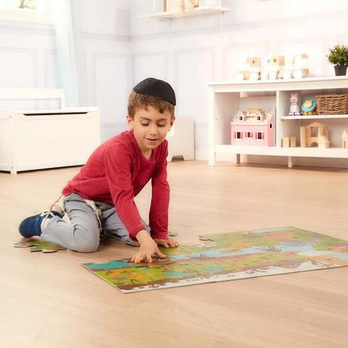 Natural Play Dinosaur Puzzle