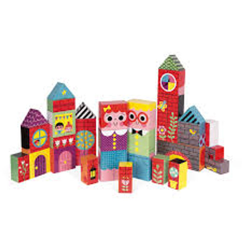 KubKid Giant Blocks, Set of 35