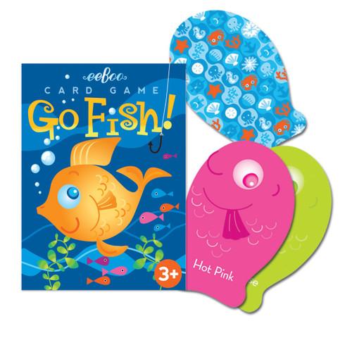Go Fish Playing Cards Eeboo
