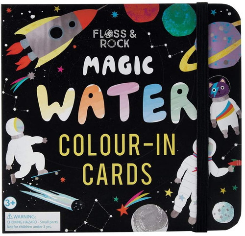 Floss & Rock Magic Water Space Cards