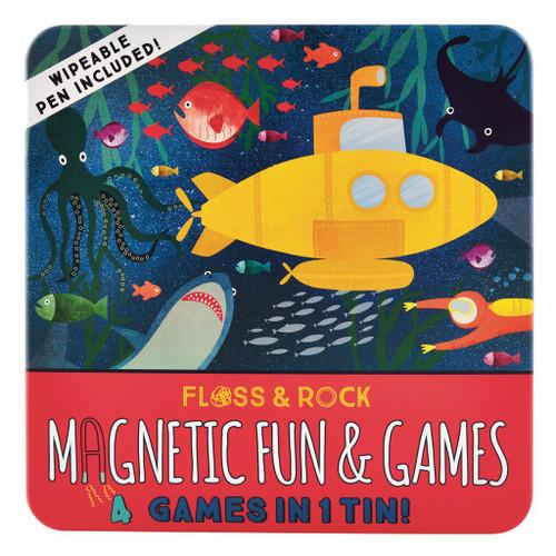 Floss & Rock Deep Sea Magnetic Fun & Games
