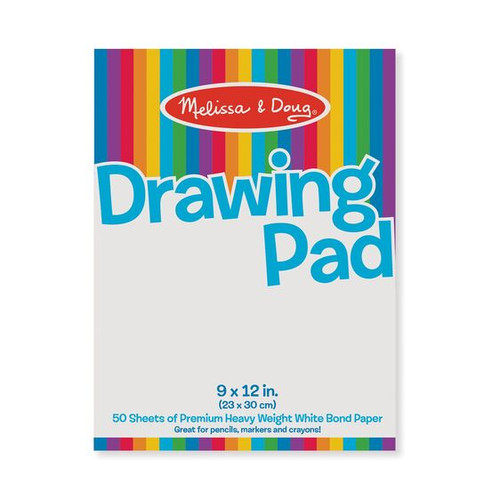 Drawing Pad Paper