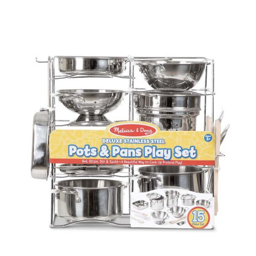 Deluxe Pots & Pans
