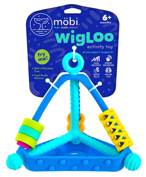 Wigloo Teether and Toy