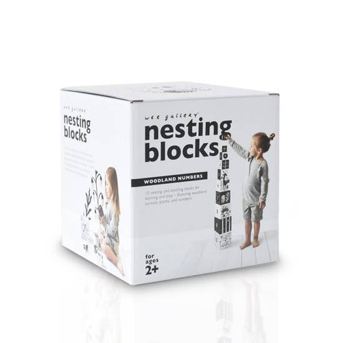 Wee Gallery Nesting Blocks