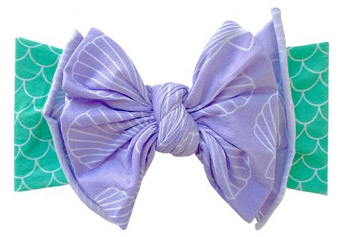 Baby Bling Headband Fab Mermaid