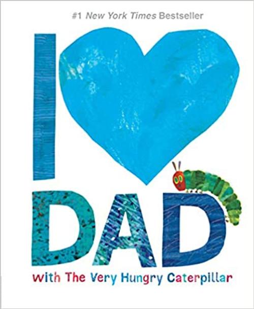 I LOVE Dad Book