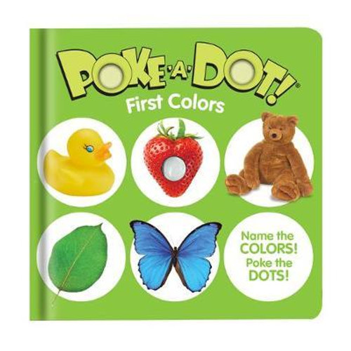 Poke-A-Dot : First Colors