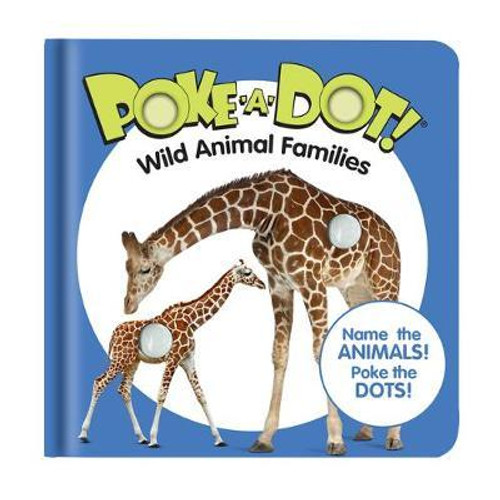 Poke-A-Dot : Wild Animal Families