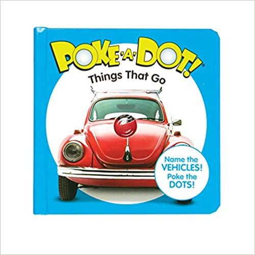 Poke-A-Dot : Things That Go
