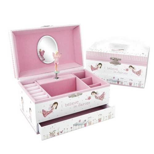 Musical Jewelry Box - Fairy Blossom
