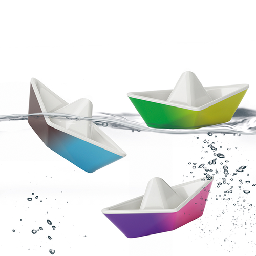Kid O Origami Color Changing Bath Boats