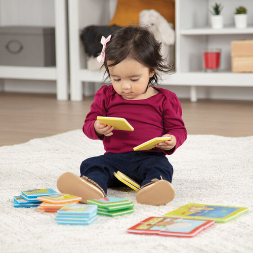 Soft Shapes Take Along Puzzles- Nursery Rhymes