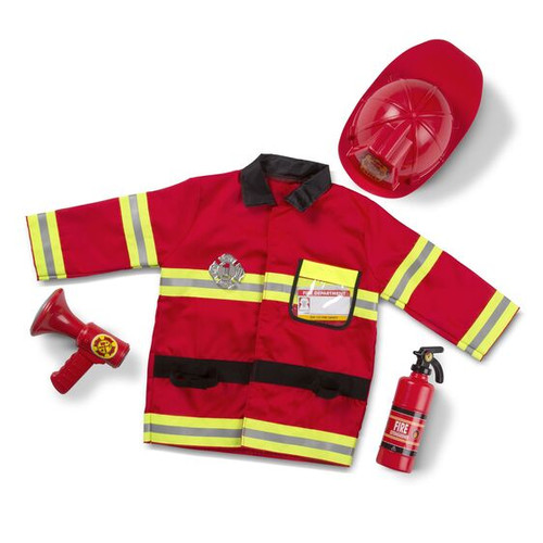 Firefighter Role Play Set