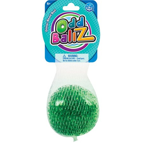Odd Ballz - Glitter Bead Ball