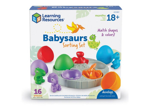 Babysaurs Sorting Set