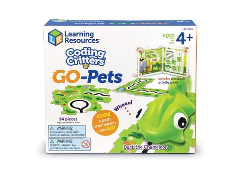 Coding Critters Go Pet Chameleon