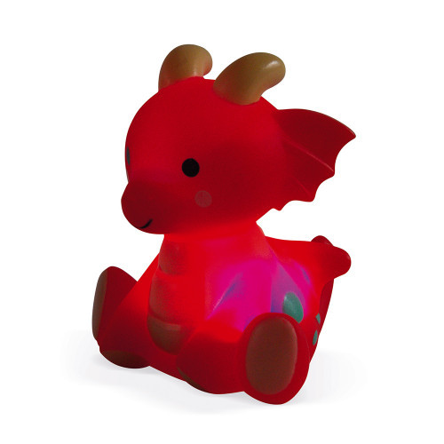 Knight and Dragon Bath Toy