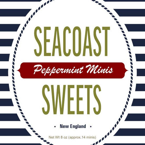 Seacoast Sweets Peppermint Minis