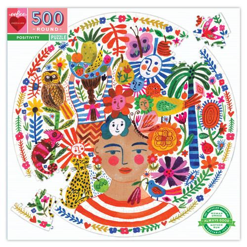Positivity Puzzle 500 Piece