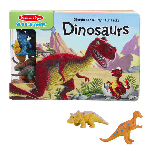 Play Along Dinosaurs