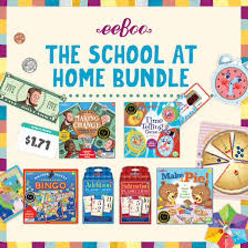 Preschool at Home Bundle