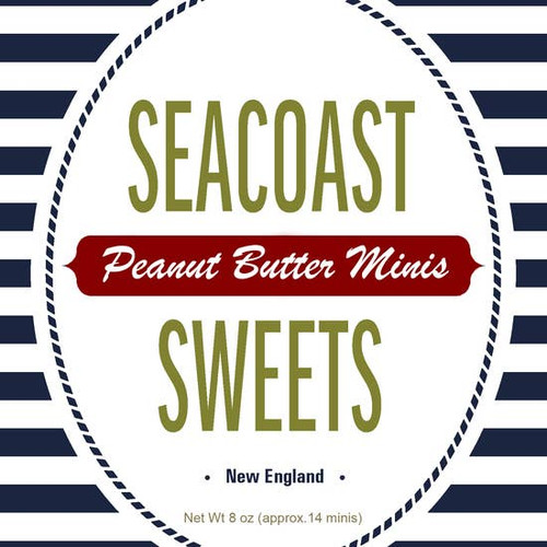 Seacoast Sweets Peanut Butter Minis