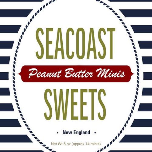 Seacoast Sweets Peanut Butter Minis