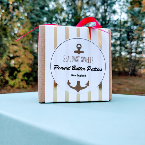 Seacoast Sweets Peanut Butter Favor Box