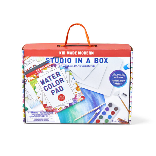 Art Studio in a Box