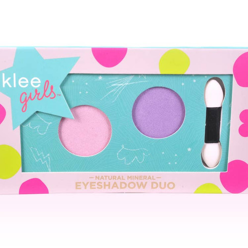 Klee Girls Eyeshadow Duo - Sugar Hill Bloom and Sierra Amble