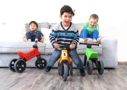 Free Wheelin Rider Sport Balance Bike